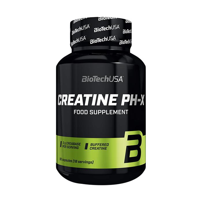 Biotech USA Creatine PH-X, 90 caps