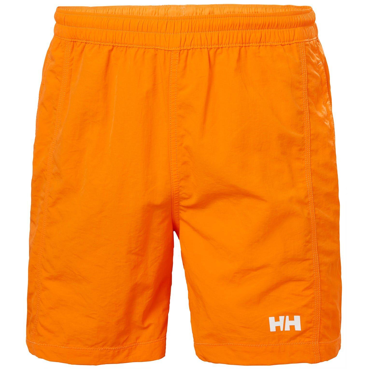 Helly Hansen Herre Calshot Trunk Seilerbukse oransje M