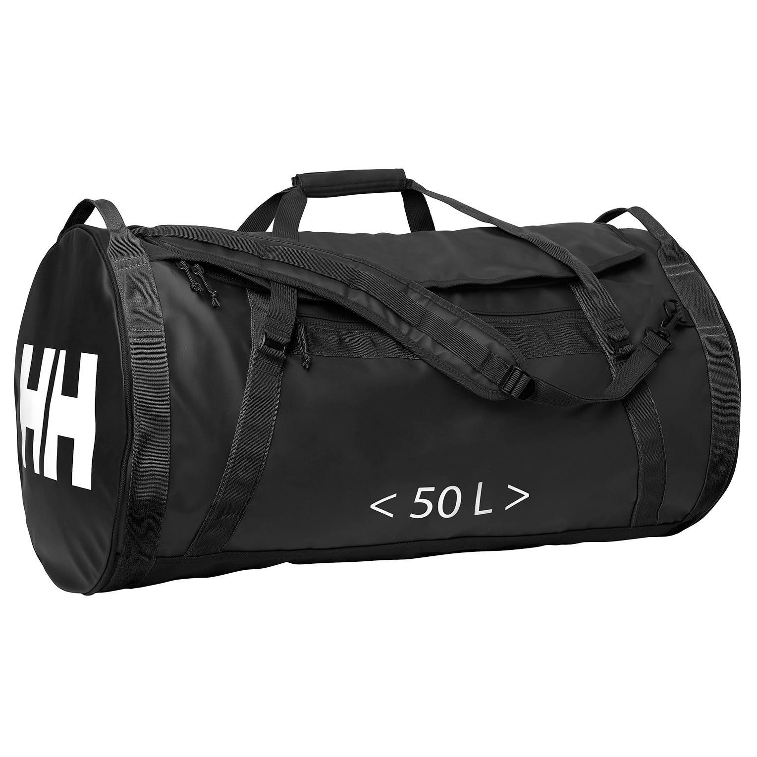 Helly Hansen Duffelbag 2 50l Svart STD