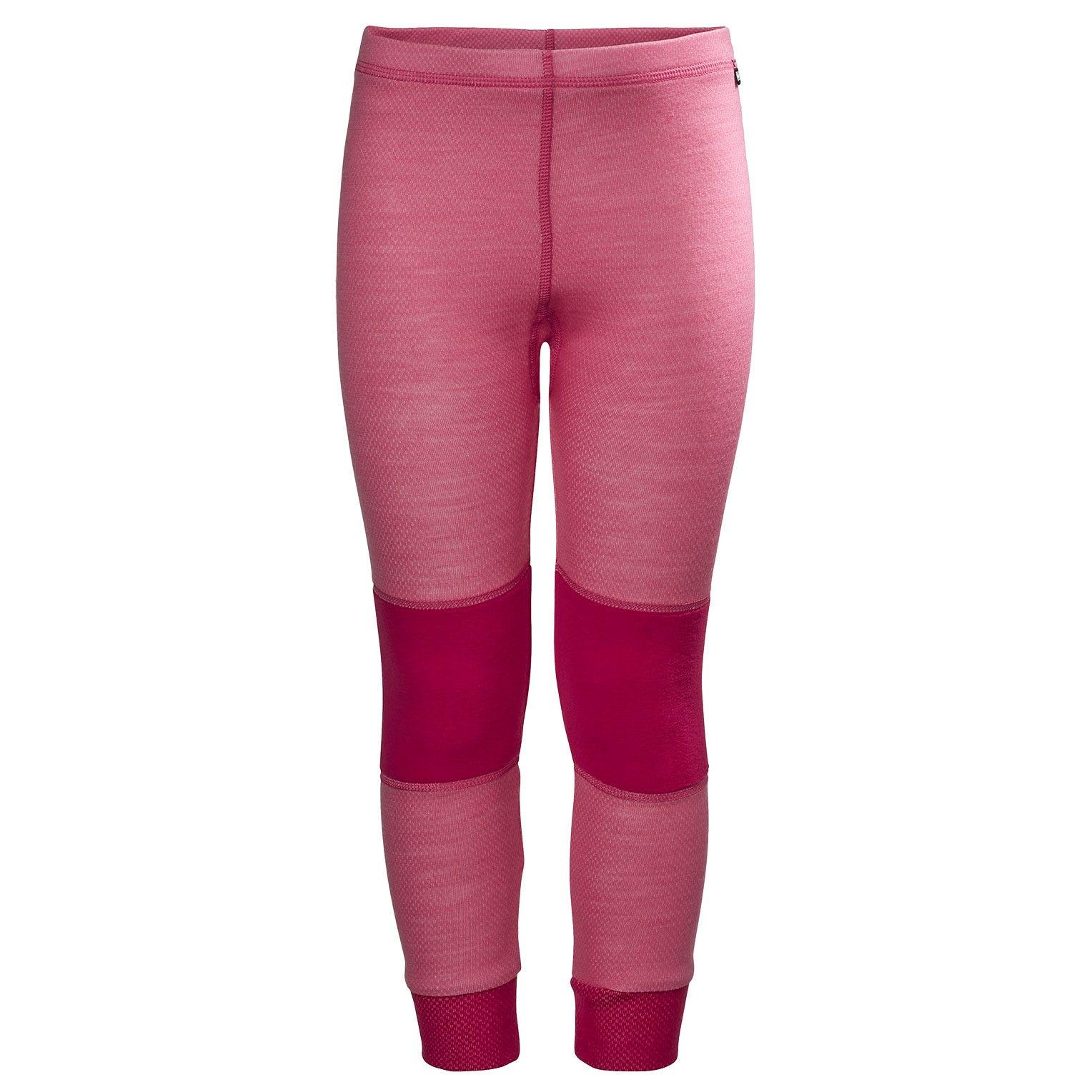 Helly Hansen Kids Lifa Merino Trouser Baselayer Pink 98/3