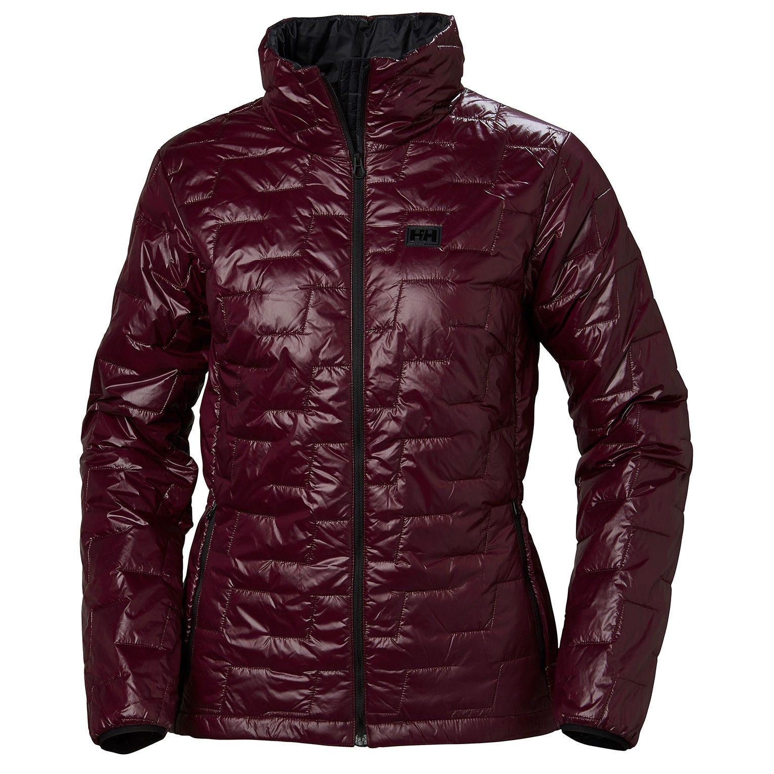 Helly Hansen Womens Lifaloft Insulator Jacket Fleece Purple S