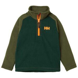 Helly Hansen Barn Daybreaker 1/2 Zip Fleece Grønn 128/8