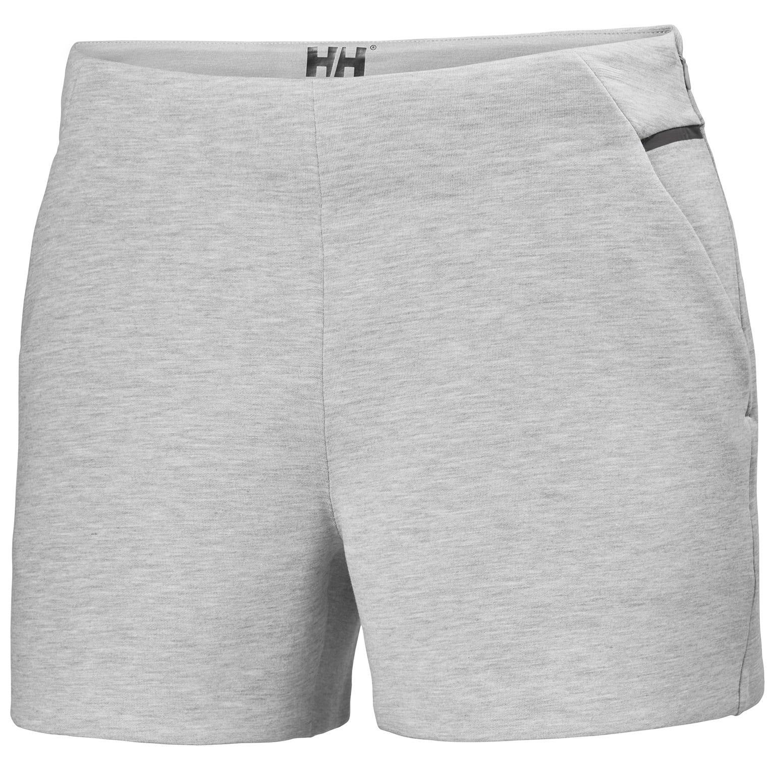 Helly Hansen Dame Hp Ocean Swt Shorts Seilerbukse Grå XS