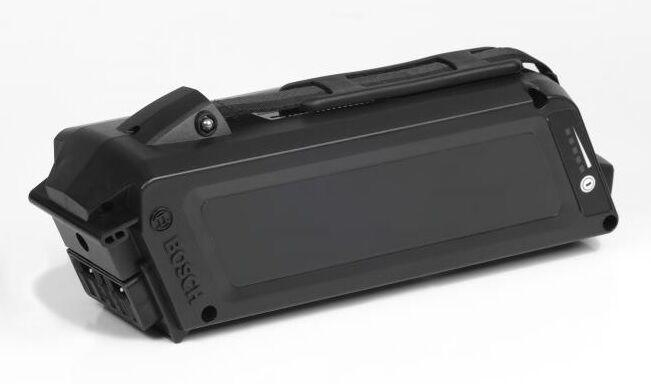 Bosch PowerPack 500 Wh, Antrasitt, Bagasjemontert Batteri