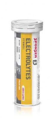 Sponser Electrolytes, Brusetabletter 10stk