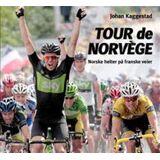 Schibsted Forlag Tour de Norvege av Johan Kaggestad