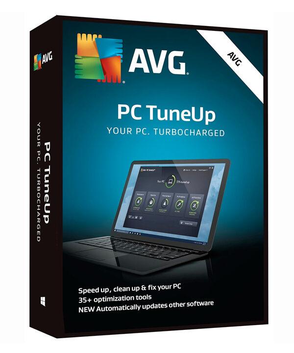 AVG PC TuneUp 2019