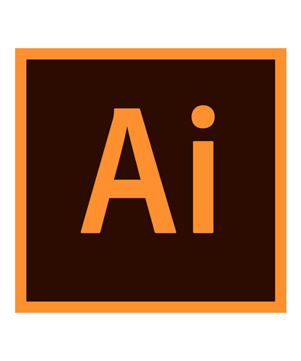 Adobe Illustrator Creative Cloud - 2 enheter   PC/Mac