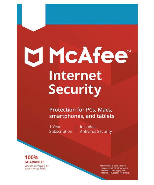 McAfee Internet Security 2019 - 3 enheter