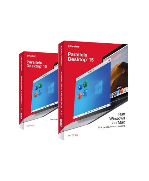 Parallels Desktop for Mac Subscription - 1 Mac / 1 år