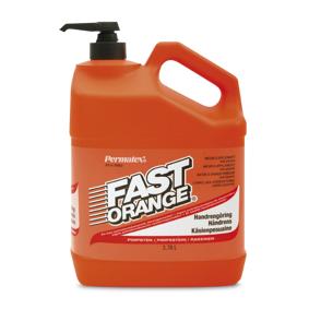 Permatex Håndrengjøringsmiddel Permatex Fast Appelsin 3,78L