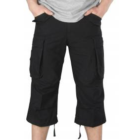 Brandit Shorts Brandit Industry Vintage 3/4 Oliv