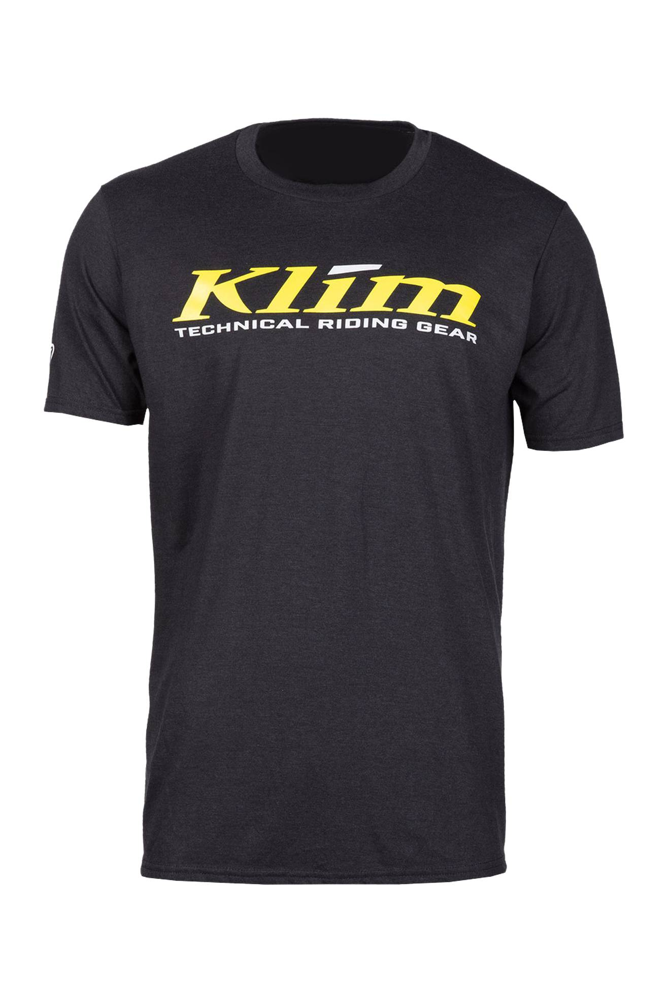 KLIM T-Skjorte Klim K Corp Barn Svart-Gul