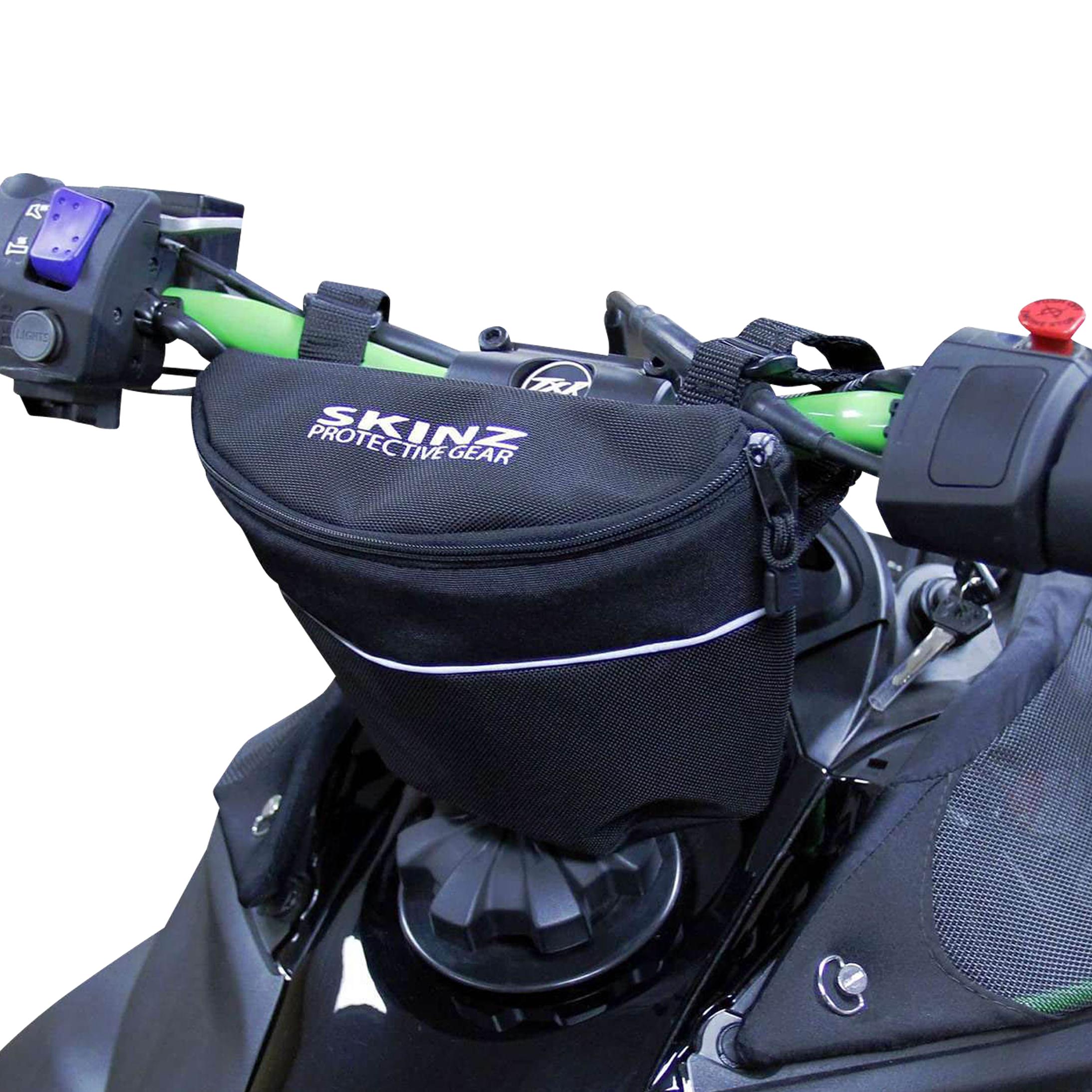 Skinz Protective Gear Veske Styre Skinz Universal Svart