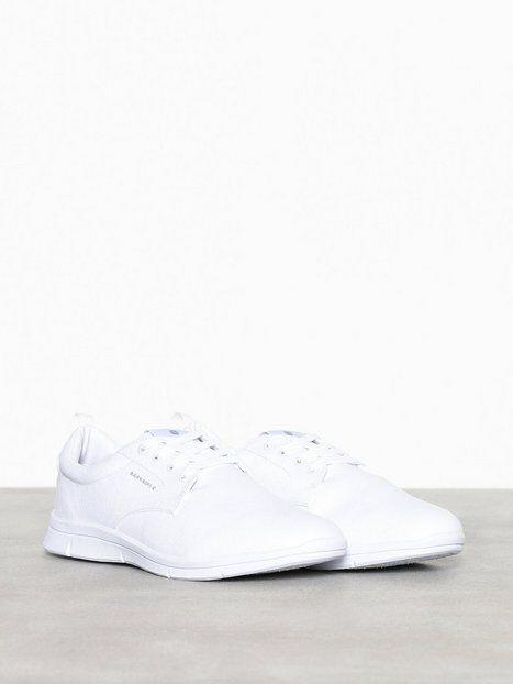 Björn Borg X200 Low Canvas Sneakers & tøysko White