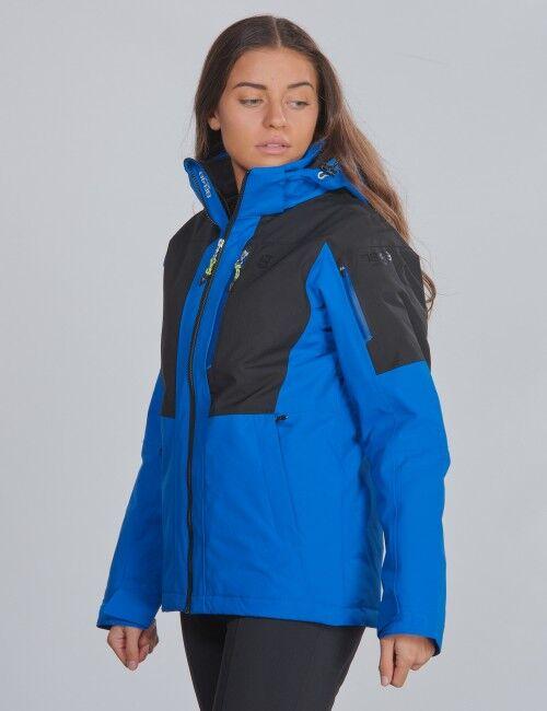 8848 Altitude, Kellet JR Jacket, Blå, Jakker/Fleece för Jente, 140 cm 140 cm Blå