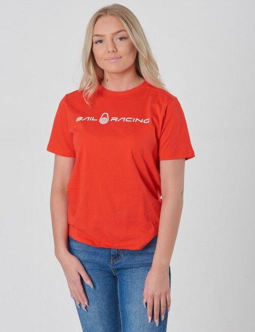 9a536dcf Sail Racing, JR BOWMAN TEE, Rød, T-shirt/Singlet för Jente, 140 140 Rød