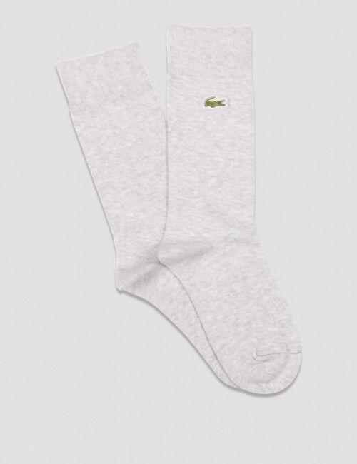 Lacoste, SOCKS, Grå, Strømper/sokker för Unisex, One size One size Grå