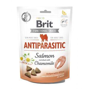 Brit Care Functional Snack Antiparasit Salmon150 g