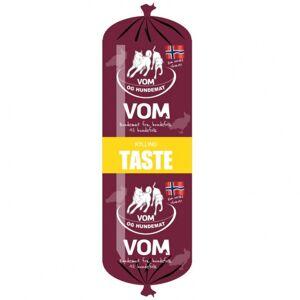 Vom og Hundemat VOM Taste Kylling 500gr (500 g)