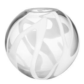 Kosta Boda Globe Vase 24 cm kule Hvit