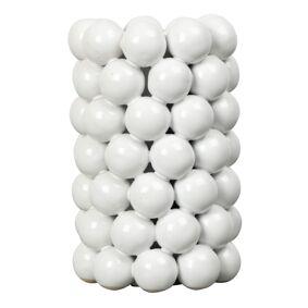 By On Globe Vase 11,5 cm Hvit