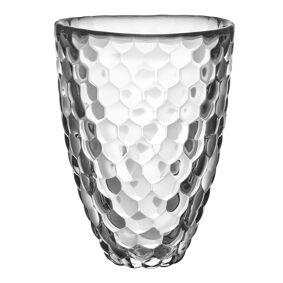 Orrefors Hallon Vase 16 cm Klar