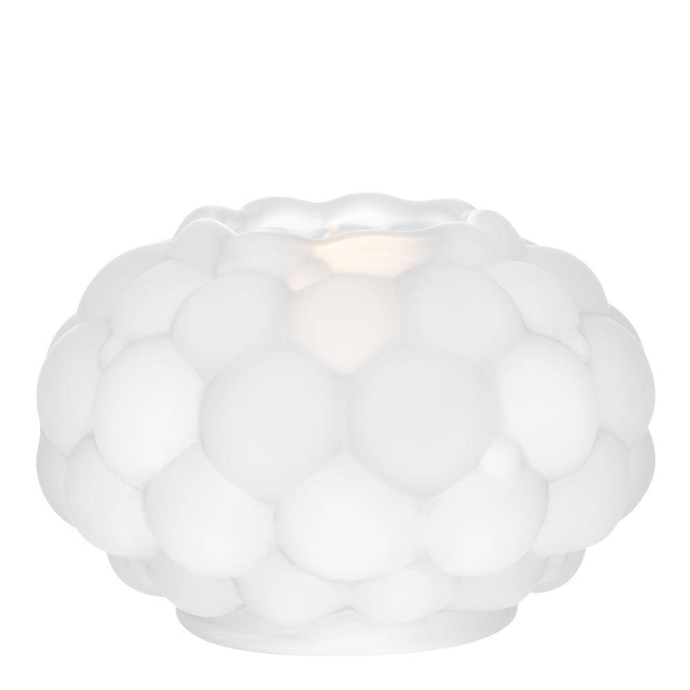 Orrefors Hallon Telysholder 9,2 cm Frost