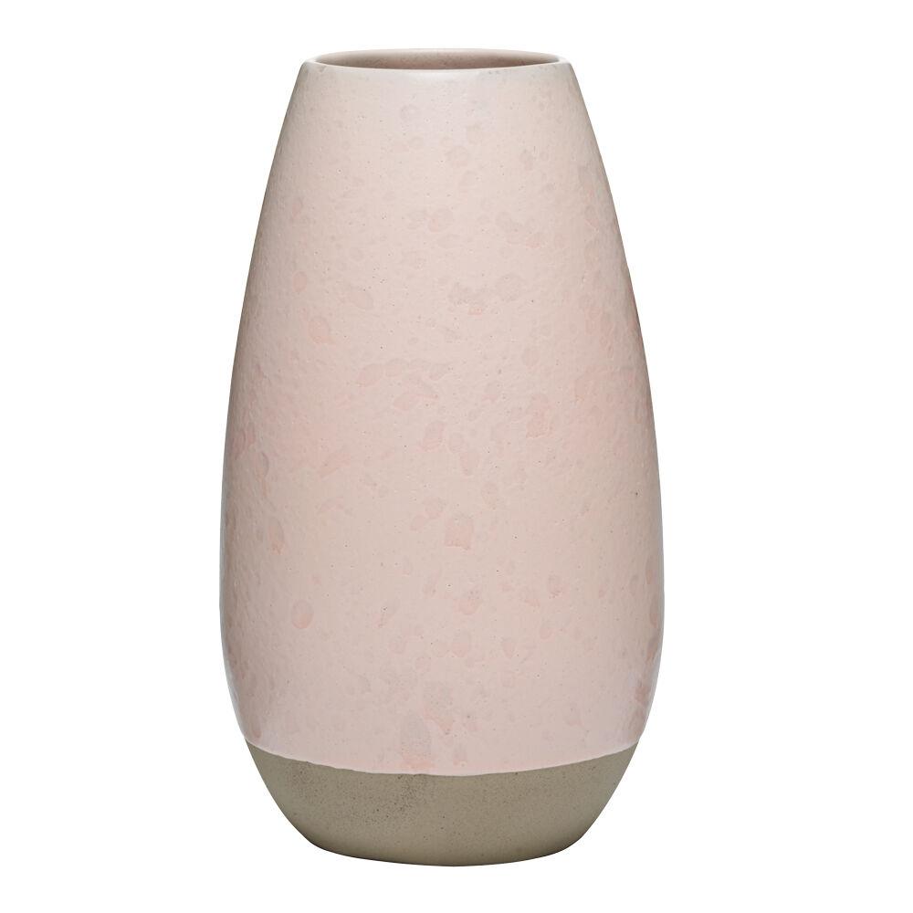 Aida Raw Vase 23,5 cm Nude