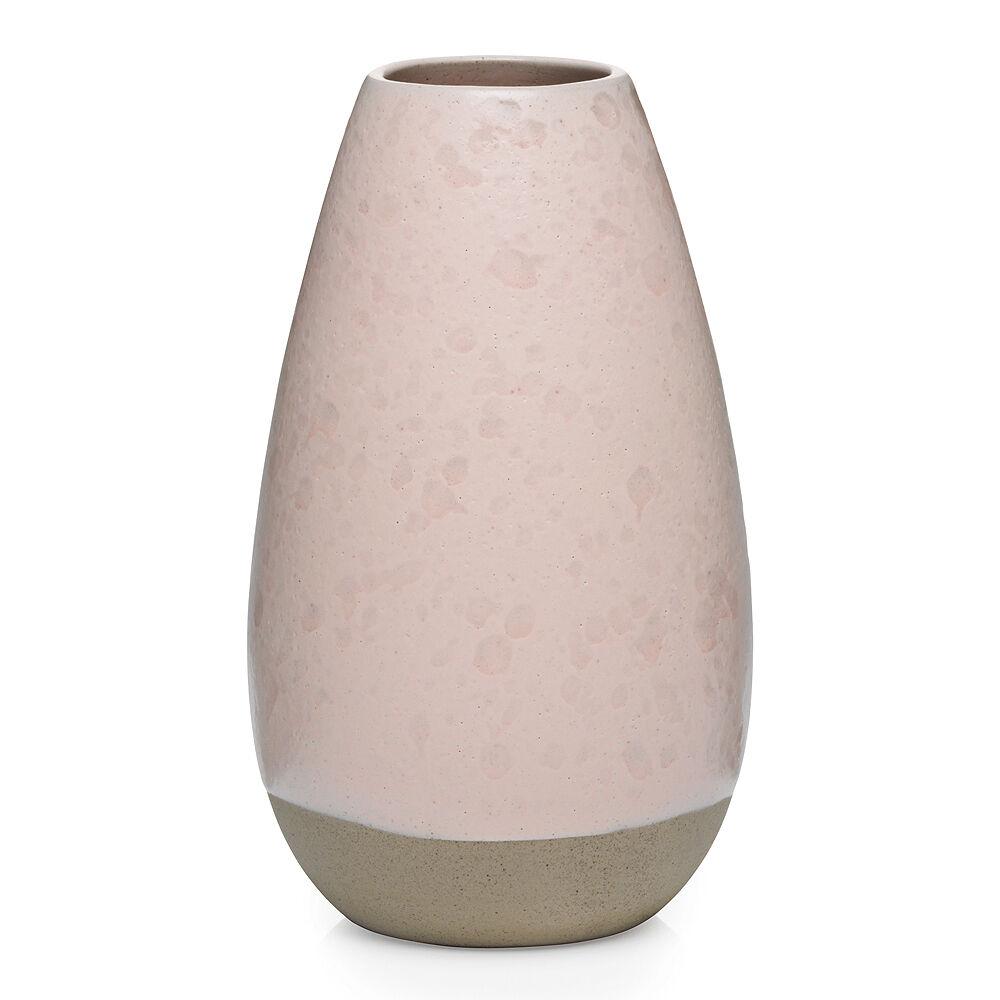 Aida Raw Vase 16 cm Nude