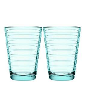 iittala Aino Aalto Drikkeglass 33 cl Sjøgrønn