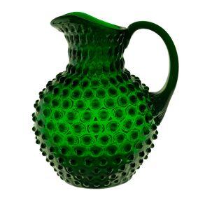 Klimchi Hobnail Karaffel 1 L  Dark Green