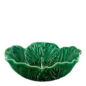 Bordallo Pinheiro Cabbage Skål 22,5 cm