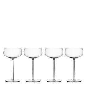 iittala Essence Cocktailglass 4-pakning