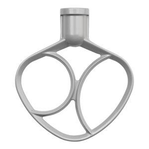 SMEG Flatvisp til kjøkkenmaskin Aluminium