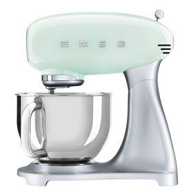 SMEG 50's Style Kjøkkenmaskin SMF02 4,8 L Grønn