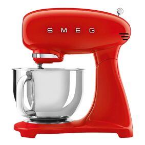 SMEG 50's Style Kjøkkenmaskin SMF43RDEU med Glassbolle Rød