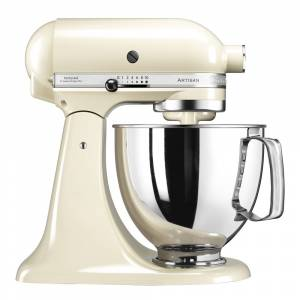 KitchenAid Artisan Kjøkkenmaskin 4,8 L Creme
