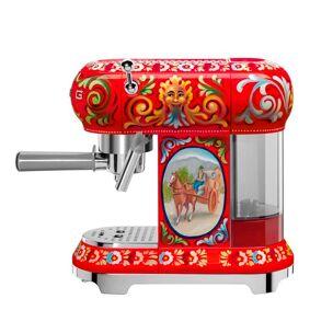 SMEG Retro Espressomaskin D&G