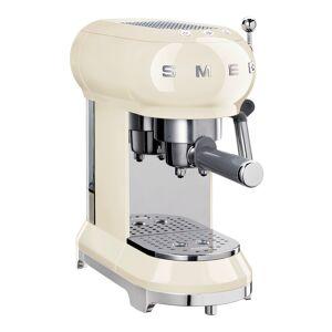 SMEG Retro Espressomaskin Creme
