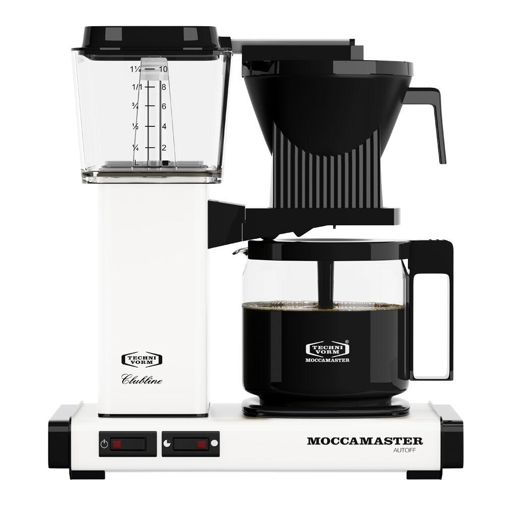 Moccamaster Kaffebrygger KBG962AO Hvit
