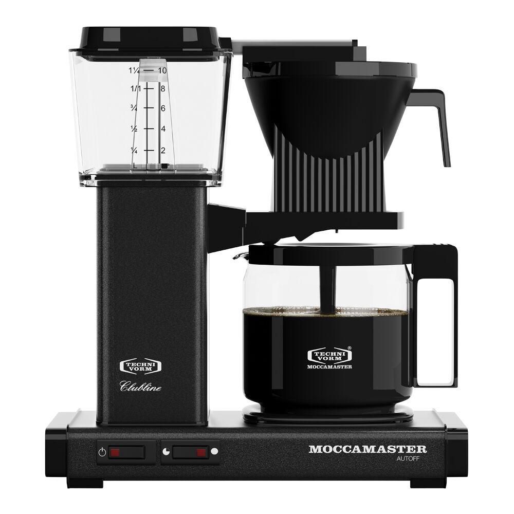 Moccamaster Kaffebrygger KBG962AO Antracite