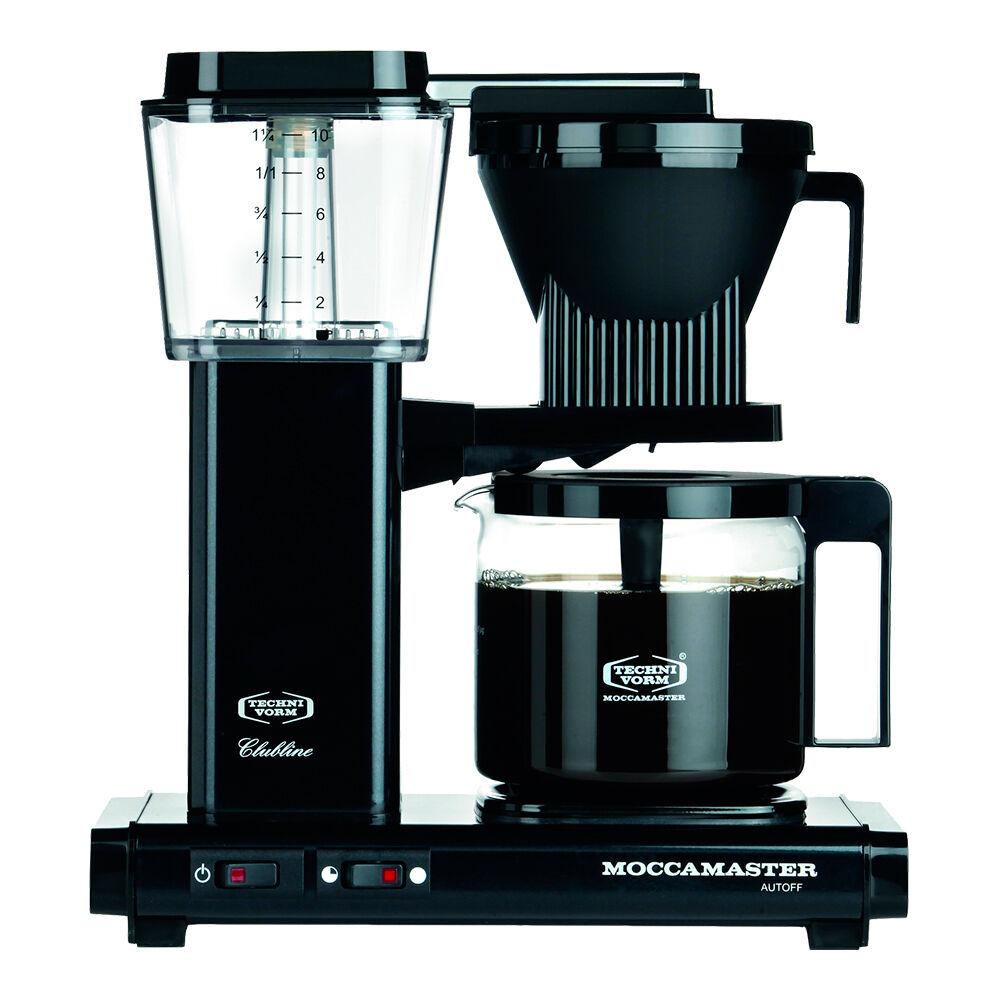 Moccamaster Kaffebrygger KBG962AO Svart