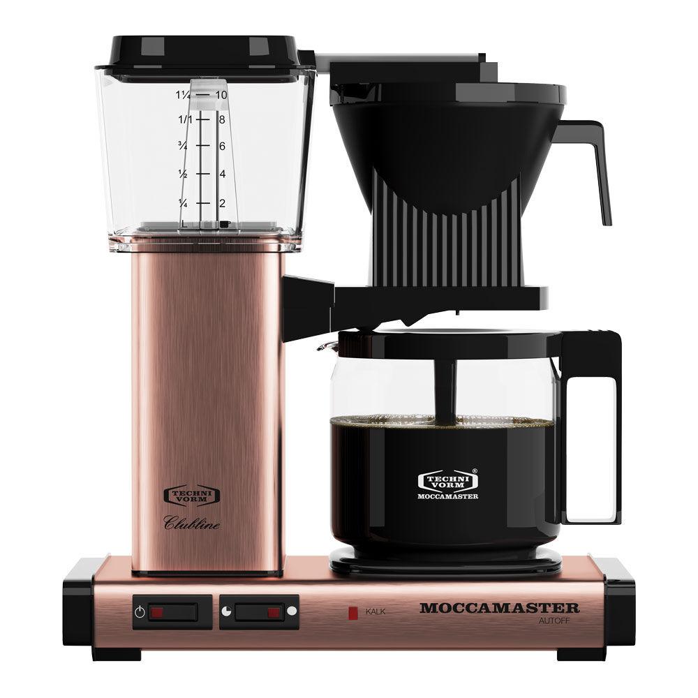 Moccamaster Kaffebrygger KBGC982AO Kobber