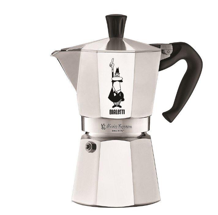Bialetti Moka Kaffekoker 6 kopper