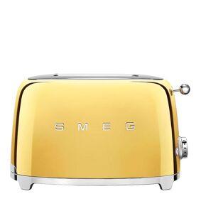 SMEG 50's Style Brødrister 2 skiver Gull
