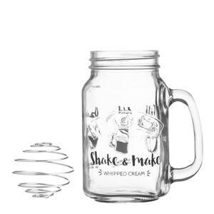 Kilner Shake and make