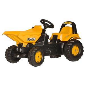 Rolly Toys - JCB Dumper - Pedal ride-on (024247)