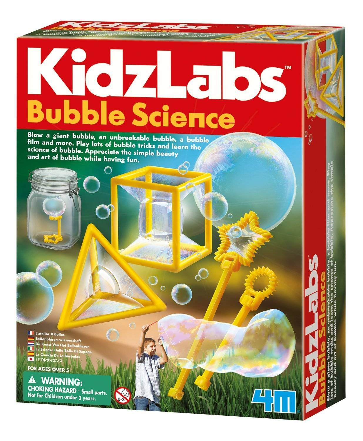 4M - Bubble Science (3351)