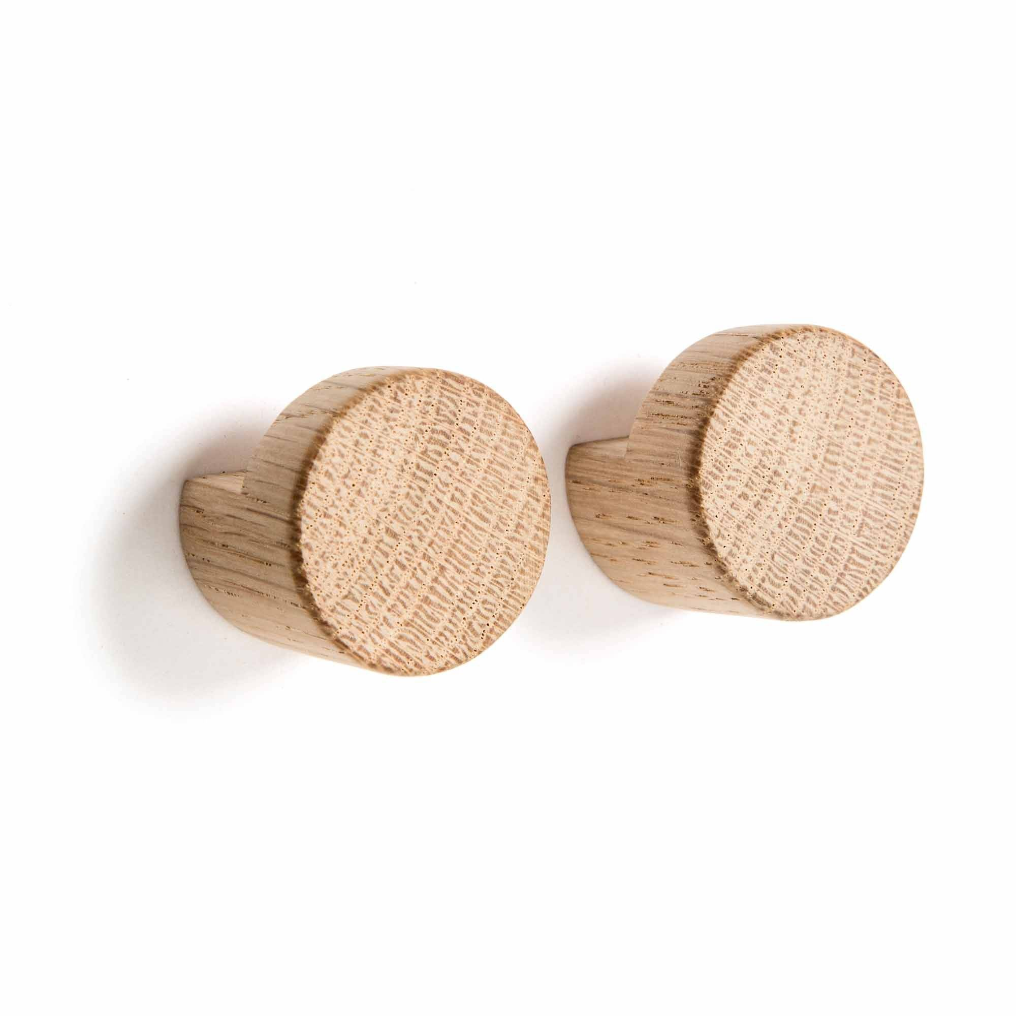 By Wirth - Wood Knot 2 pack - Nature (WKS 061)